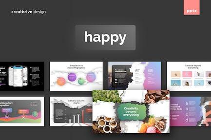 Счастливый PowerPoint
