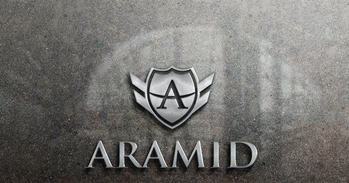 Aramid Logo by inspirasign