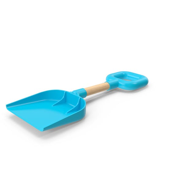Beach Shovel Light Blue