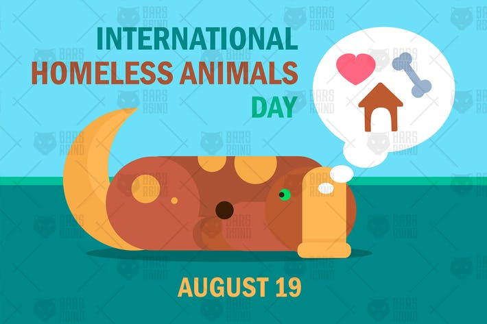 Thumbnail for International Homeless Animal Day