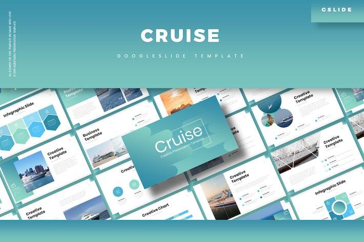 Thumbnail for Cruise - Google Slide Template