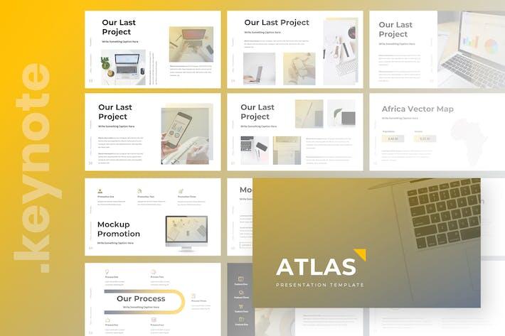 Atlas - Keynote Presentation