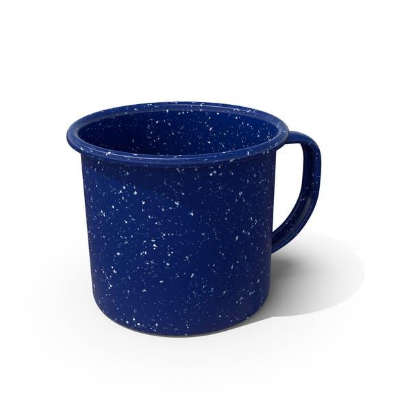 Thumbnail for Blue Enamel Mug