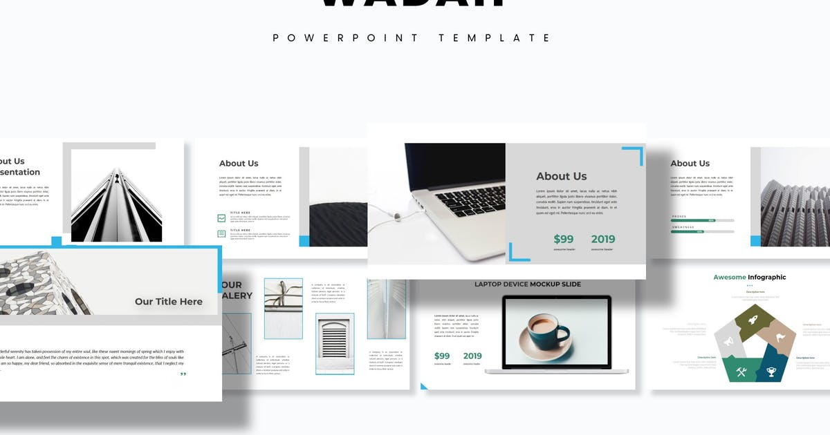 Download Wadah - Powerpoint Template by aqrstudio