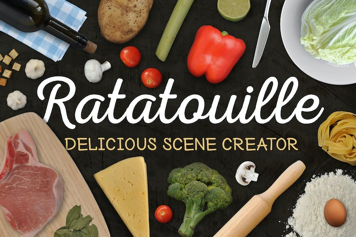 Thumbnail for Ratatouille: Delicious Scene Creator