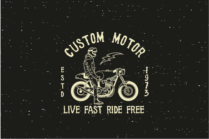 Thumbnail for Custom Motor Logo