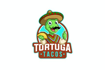 Tortuga Tacos Logo