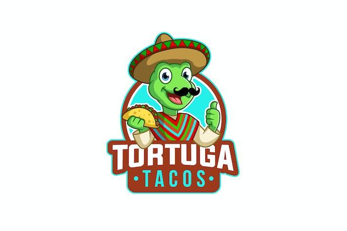 Thumbnail for Tortuga Tacos Logo