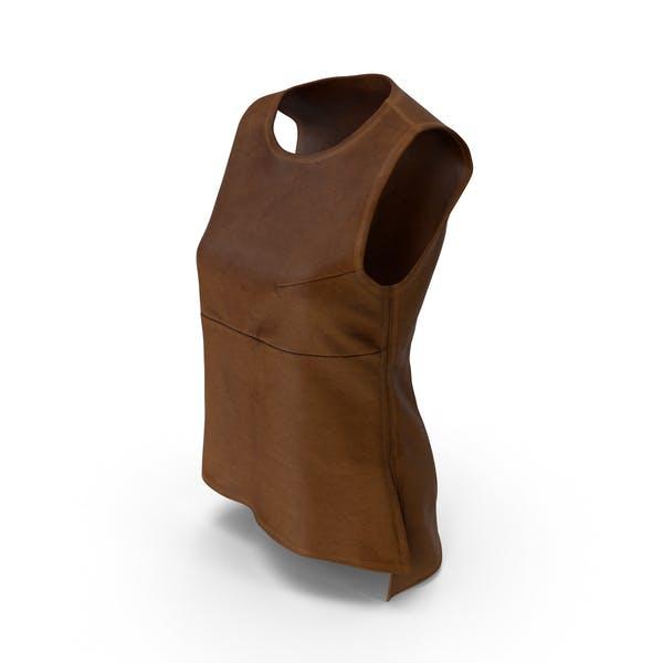 Thumbnail for Women's Vest Brown