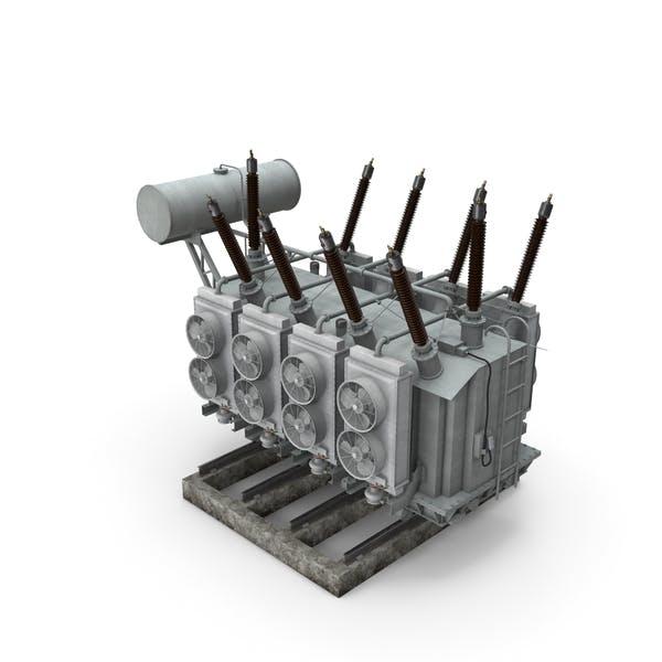 Thumbnail for Power Transformator