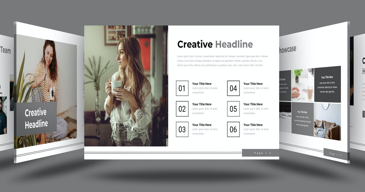 Download Marcon - Powerpoint Template by aqrstudio