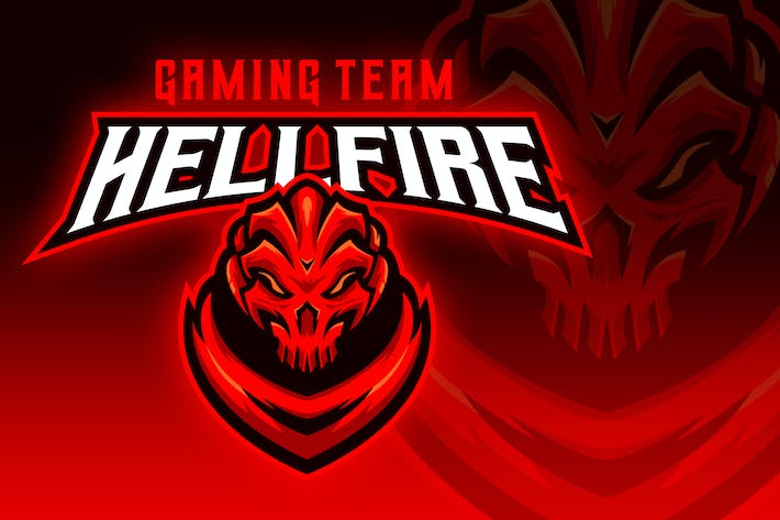 Thumbnail for Hell Monster Esport Logo