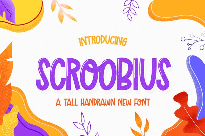 Thumbnail for Scroobius Font