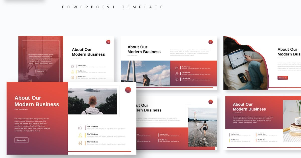 Download Seriza - Powerpoint Template by aqrstudio