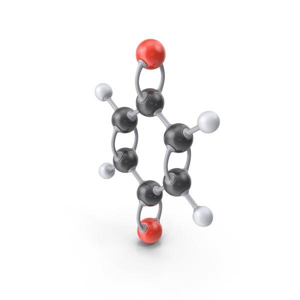Thumbnail for Para-Benzoquinone Molecule