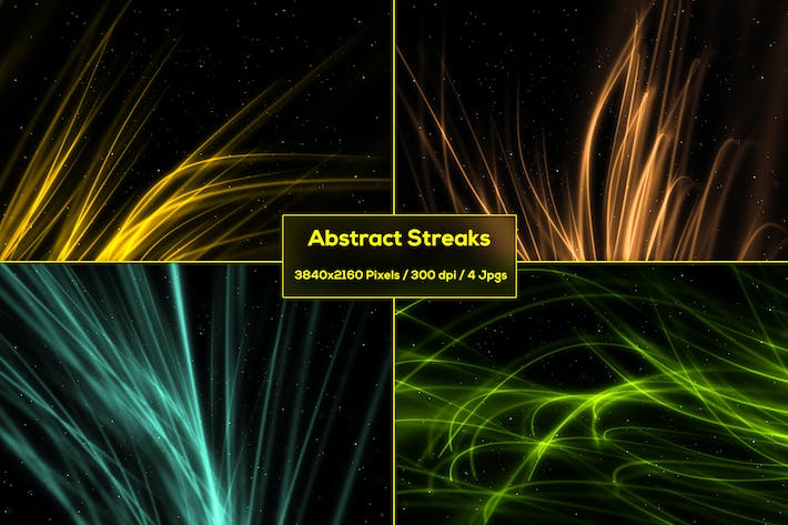 Thumbnail for Abstract Streaks Backgrounds