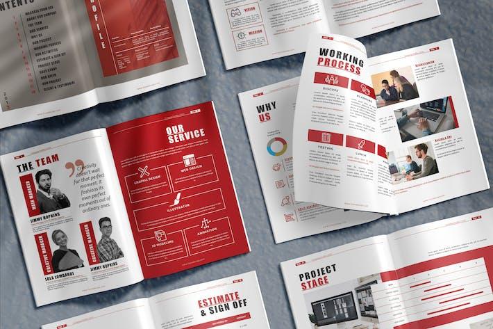 Thumbnail for Multipurpose Company Profile