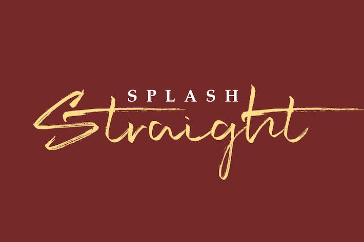 Thumbnail for Splash Straight