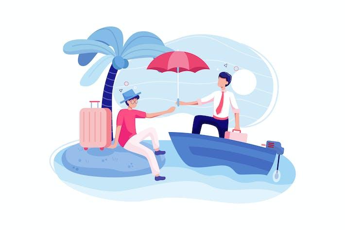 Концепция страхования путешествий