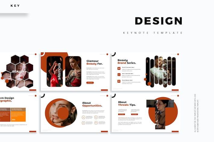 Entwurf - Keynote Vorlage