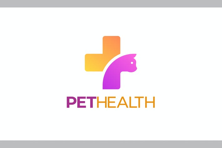 Pet Health - Medical and Health Logo