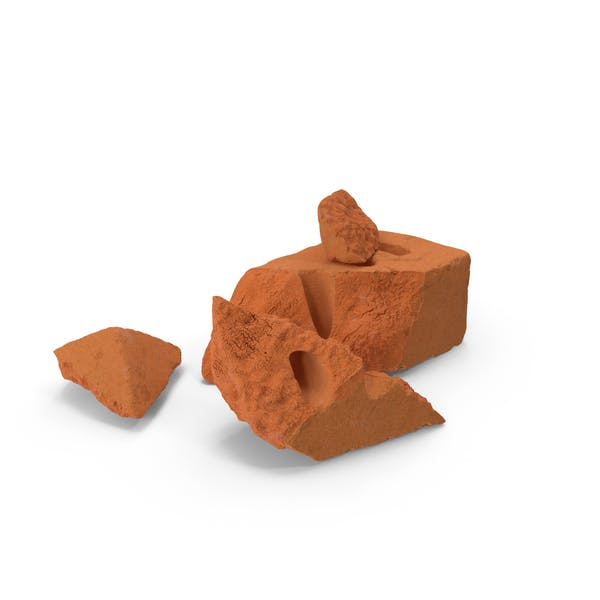 Cover Image for Broken Bricks