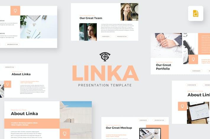 Thumbnail for Linka Corporate - Google Slides