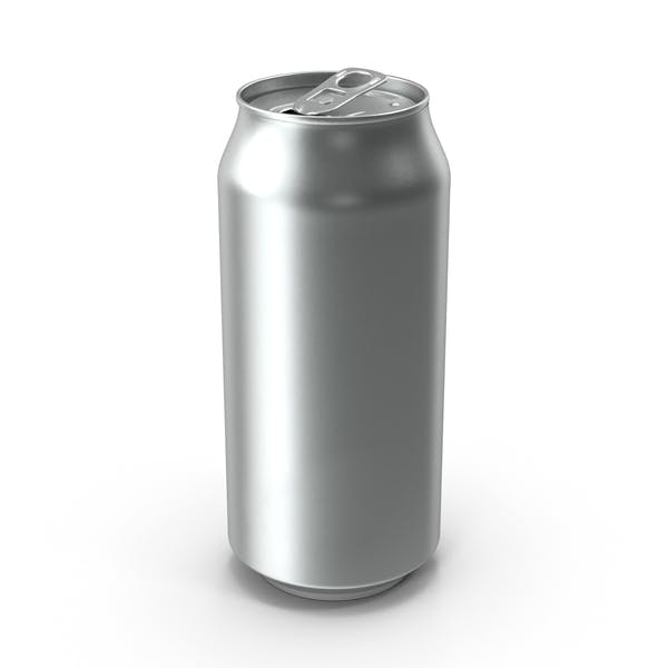 Beverage Can Standard 440ml Open