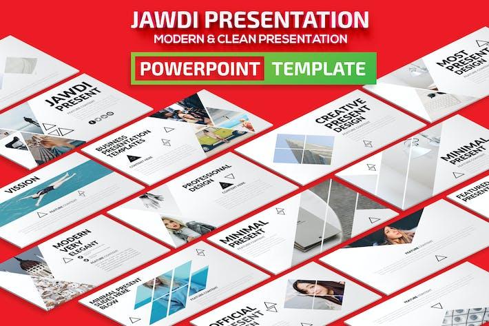 Thumbnail for Презентация Jawdi Powerpoint