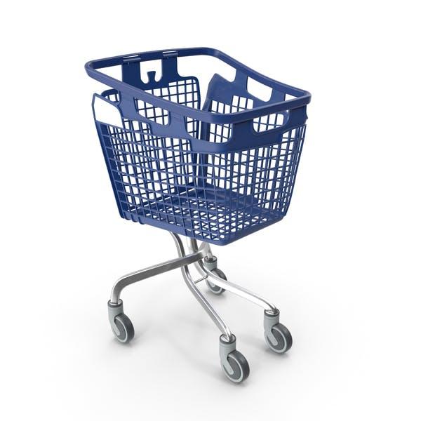 Thumbnail for Plastic Shopping Trolley 100L