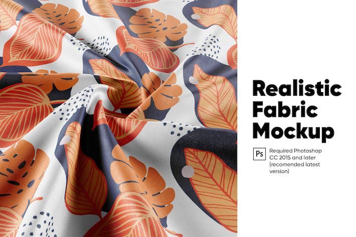 Thumbnail for Realistic Fabric Mockup