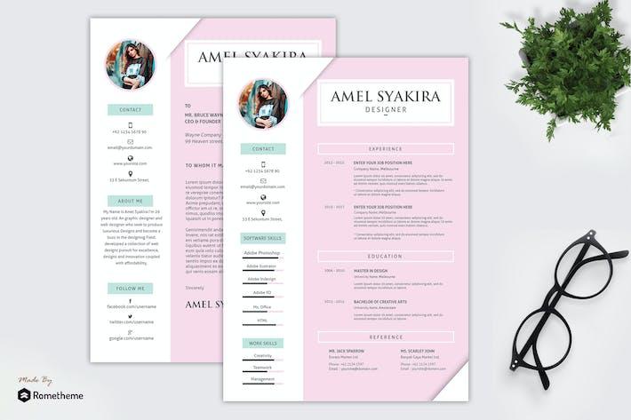 Amel Syakira - Resume YR