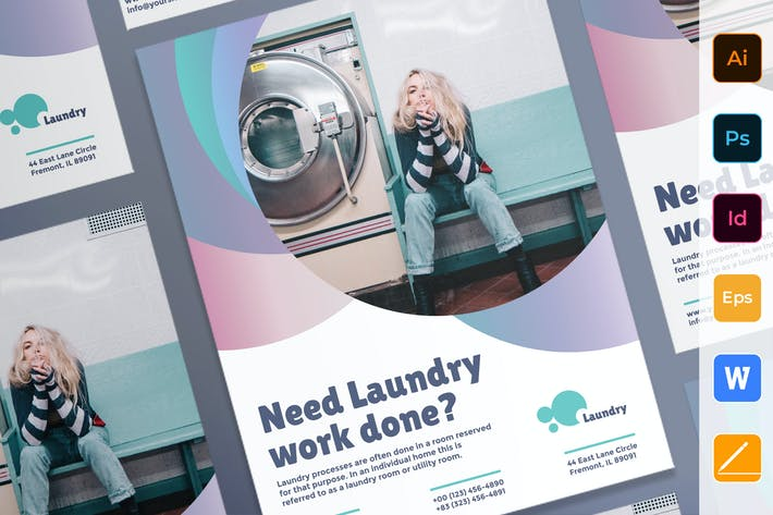 Thumbnail for Laundry Poster