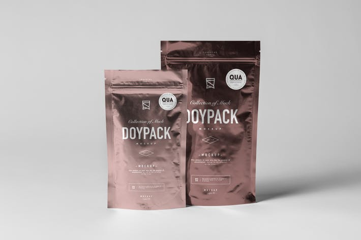 Thumbnail for Doypack Mock-up 4