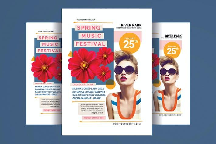 Thumbnail for Spring Music Festival