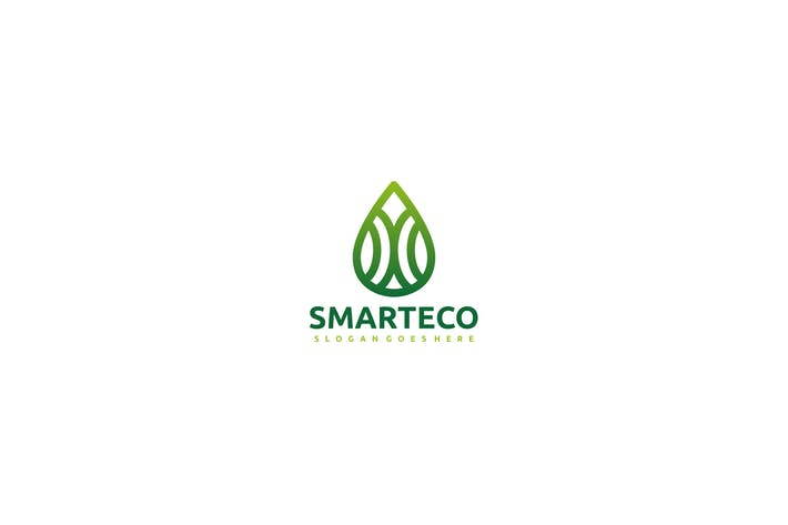 Thumbnail for Smart Eco Logo