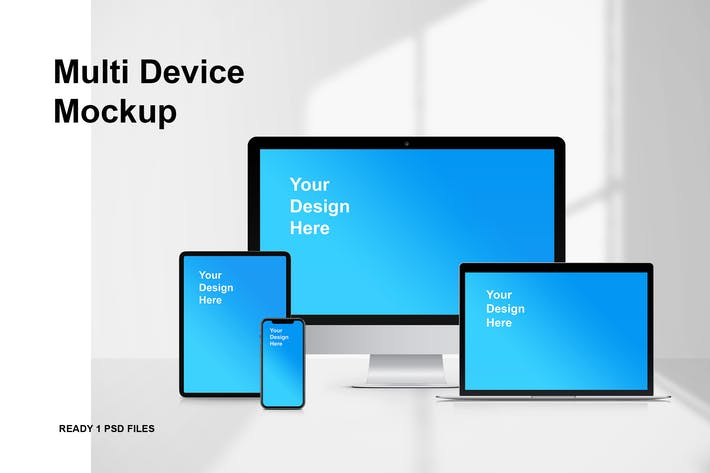 Thumbnail for Multi Device Mockup