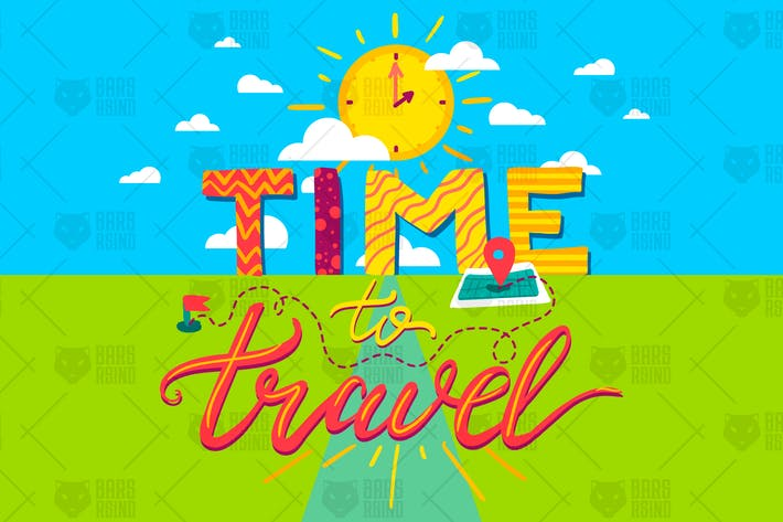 Thumbnail for Time To Travel