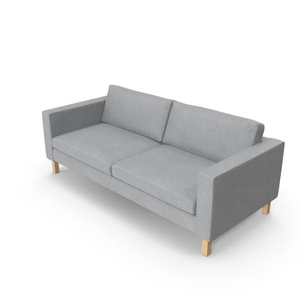 Scandinavian 2 Seater Sofa