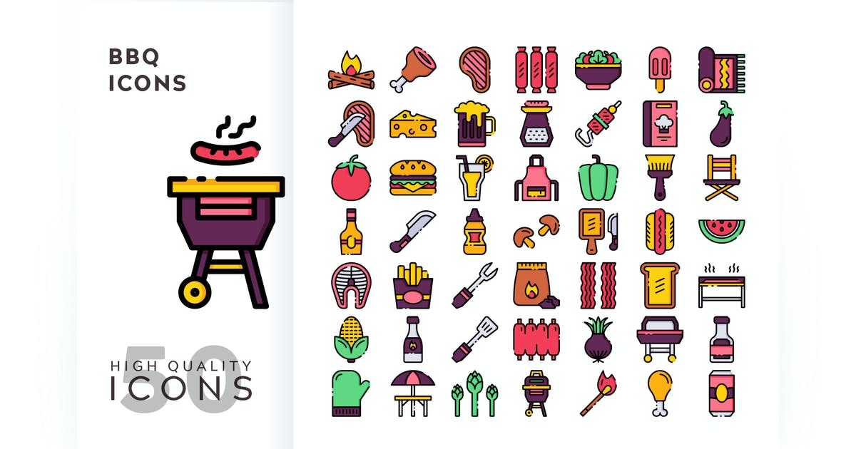 Download BBQ FILLED COLOR by subqistd