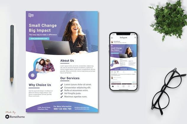 Digital Marketing Agency Flyer vol.01 TY