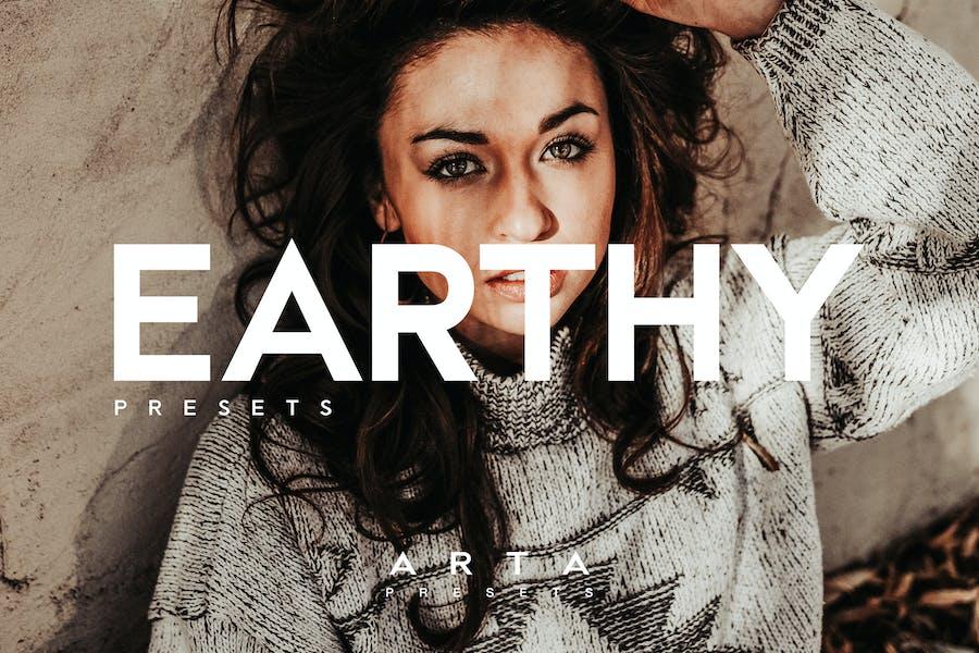 ARTA Earthy Preset For Mobile and Desktop