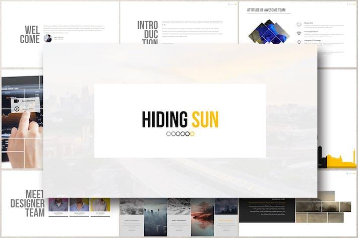Thumbnail for HIDING SUN