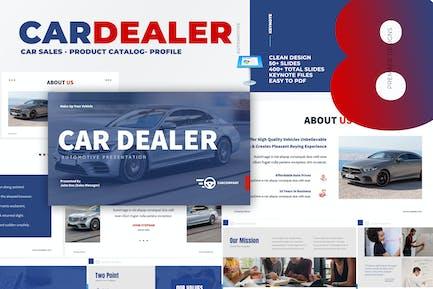 Car Sales - Automotive Dealer