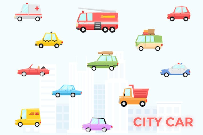 Thumbnail for City Car
