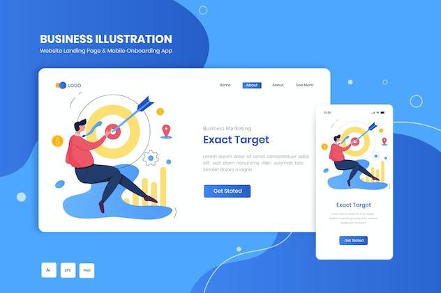 Exact Target Marketing Illustration Kit