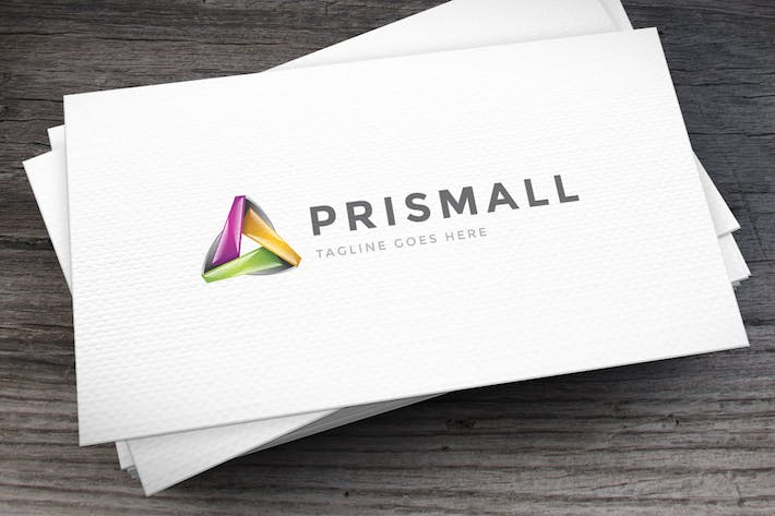 Thumbnail for Prismall Logo Template