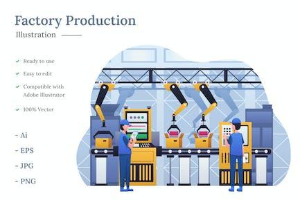 Производственная иллюстрация
