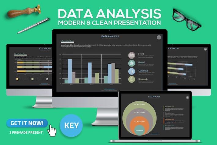 Thumbnail for Data Analysis Keynote