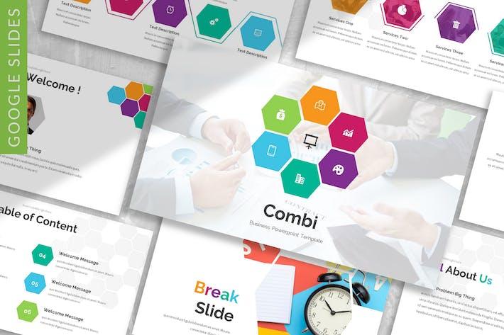Thumbnail for Combi - Business Google Slides Template